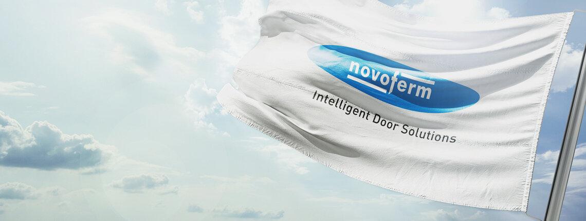 Novoferm zászló